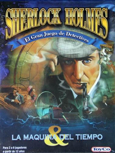 Sherlock Holmes & la máquina del tiempo - El Gran Juego de Detectives