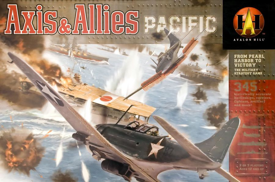 axis & allies pacific (2001)   01
