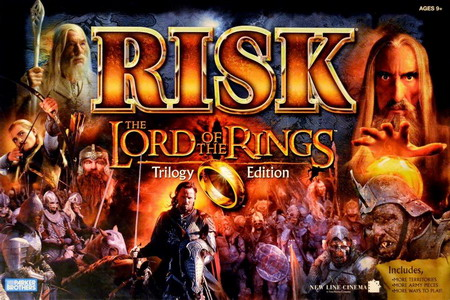 risk   The Lord of the Rings Trilogy Edition RED (2003)   01