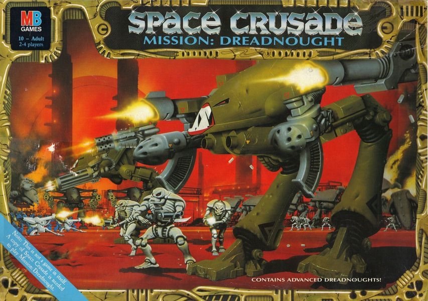 space crusade   Mission Dreadnought (1991)   01