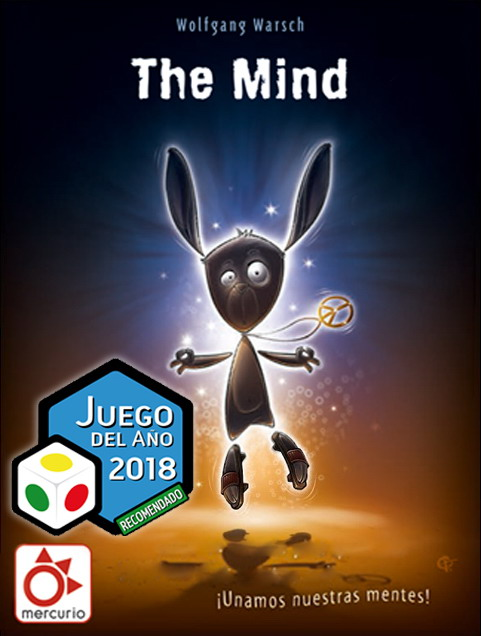 The mind   - Recomendado JdA 2018