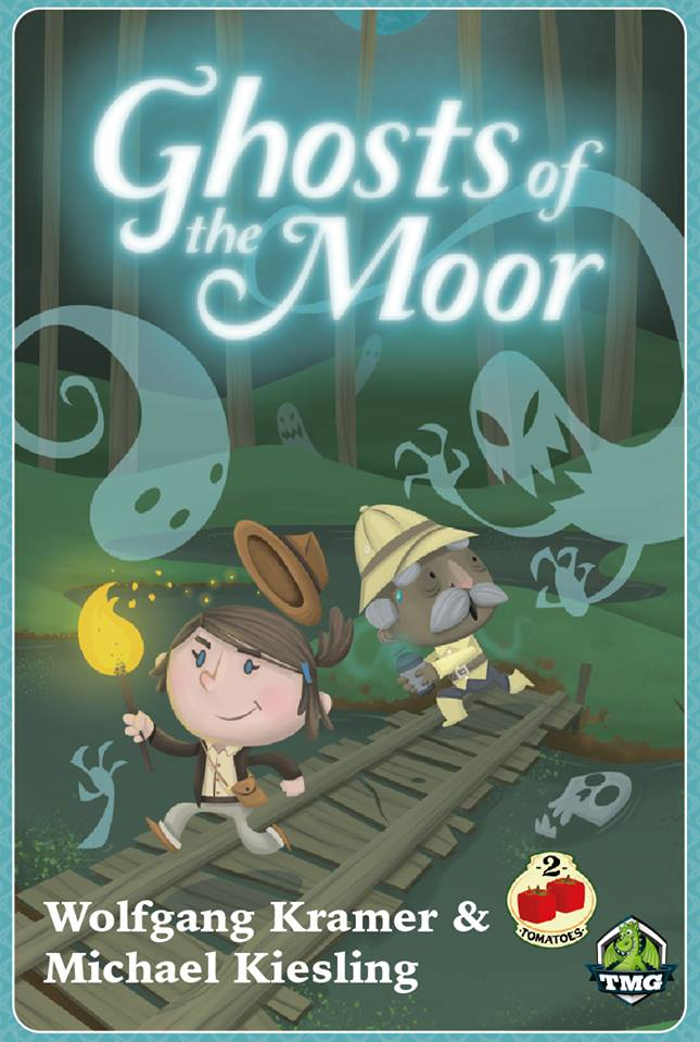 Ghosts fo the moor