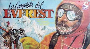 La conquista del Everest