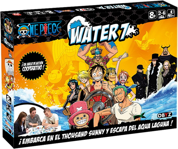 One piece: Water 7