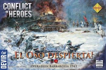 Conflict of heroes: El Oso despierta!