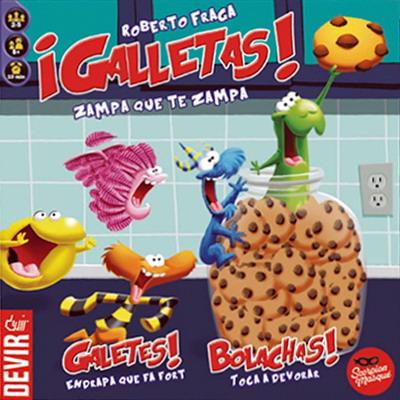 ¡Galletas!