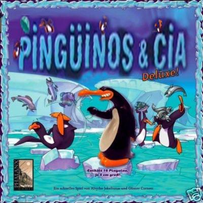Pingüinos & CIA