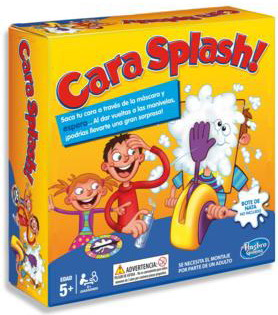 Cara Splash!