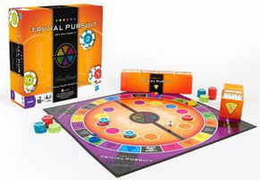 Trivial Pursuit: Apuesta y gana