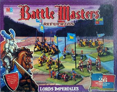 Battle Masters - Refuerzos Lords Imperiales