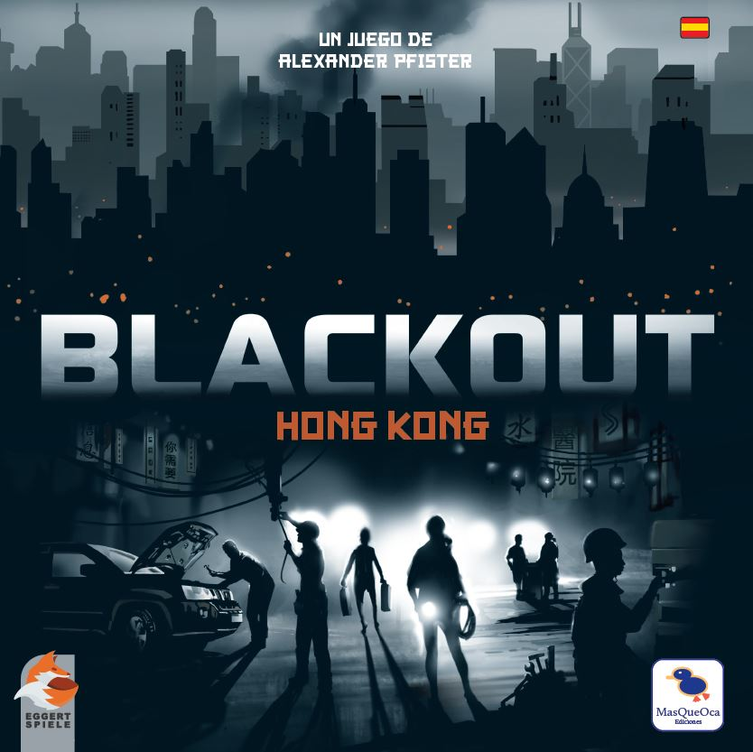 Blackout: Hong-Kong