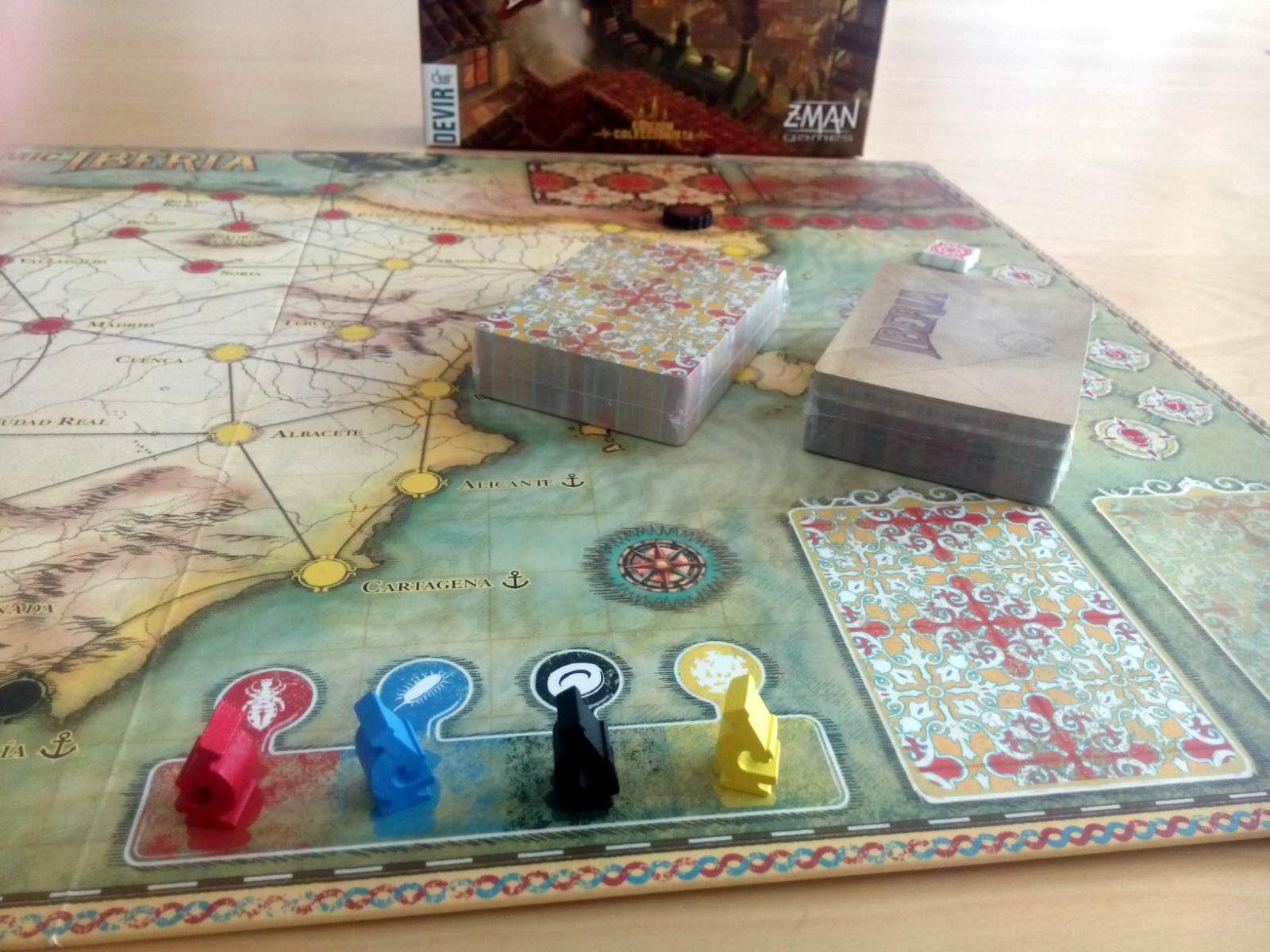 Pandemic Iberia - Devir
