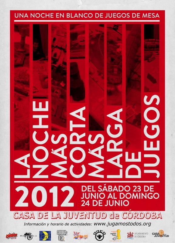 La Noche Más Corta Más Larga de Juegos 2012 - Córdoba
