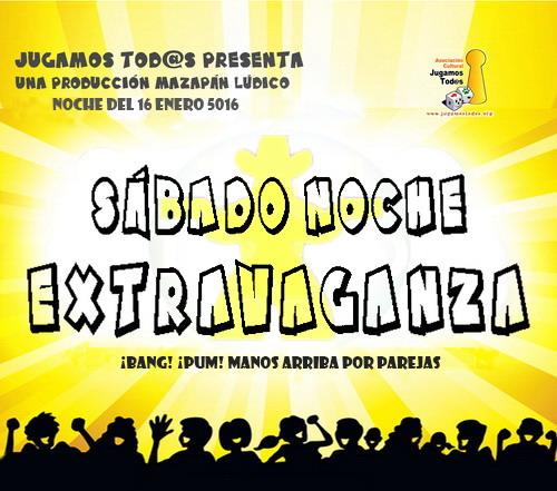 Sábado Noche Extravaganza 5016