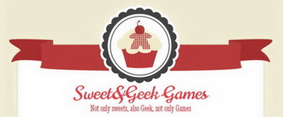 Sweet&Geek Games