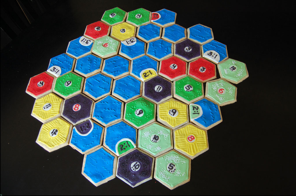 CATAN Sweet Edition 2015