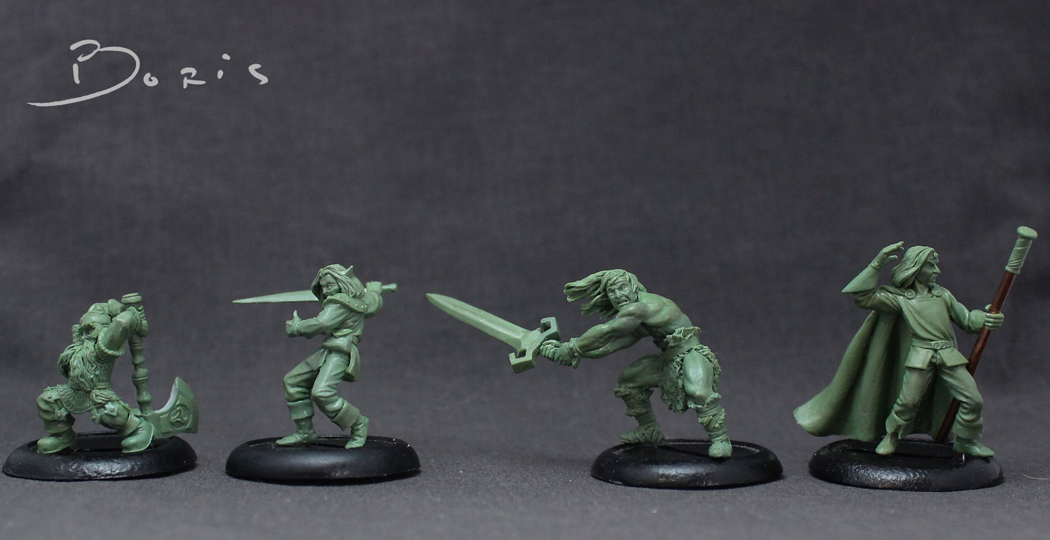 Boris Simiano Miniatures
