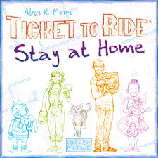 Ticket to ride - Stay at home