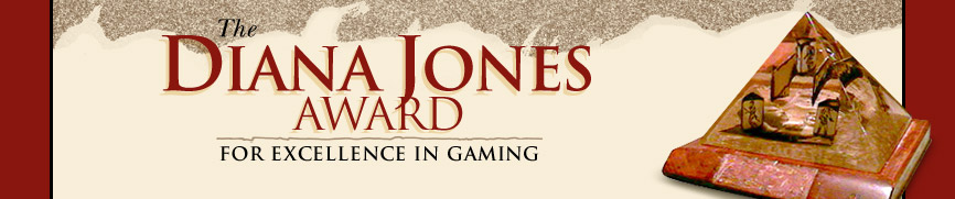 Diana Jones award