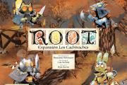 Root: Exiliados y partisanos, Los cachivaches, Los Subterráneos, Pack del Vagabundo