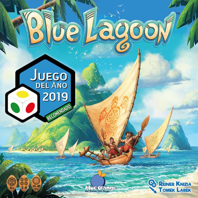 blue Lagoon Recomendado JdA 2019