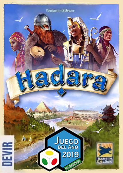 Hadara - Recomendado JdA 2019