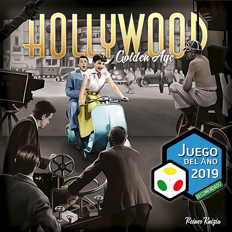 Hollywood Golden Age - Recomendado JdA 2019