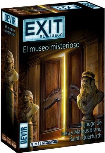 el museo misterioso