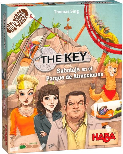 The key - Asesinato en Club de Golf