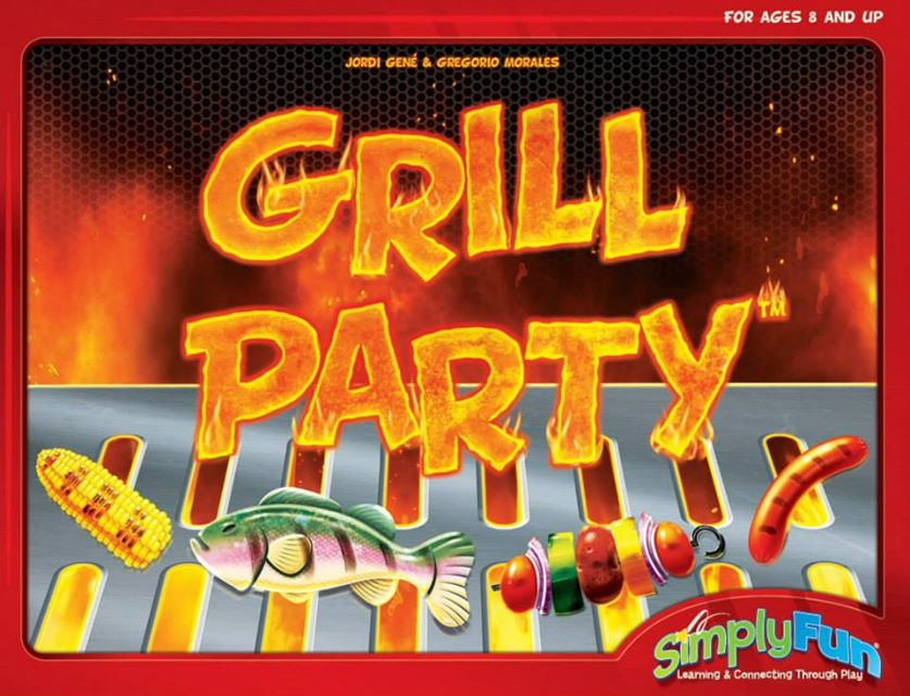 Grill Party USA