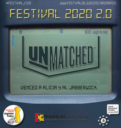 Festival 2020 2.0: Unmatched