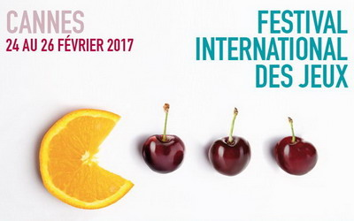 Festival international des jeux Cannes 2017